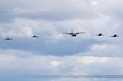 CASA C-295M, Saab JAS-39C Gripen & Aero L-159T1 Alca Czech Republic Air Force
