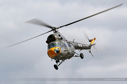 Mil Mi-2 Czech Republic Air Force 0718