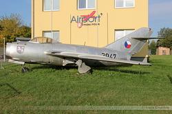 Mikoyan-Gurevich MiG-15 Czech Republic Air Force 3947
