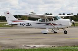 Cessna 172N OK-JKV