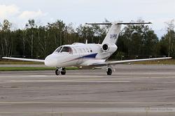 Cessna 525 CitationJet CJ1 OK-PBS