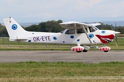 Cessna 172S OK-EYE