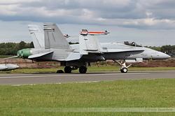 McDonnell Douglas F-18C Hornet Finland Air Force HN-416 / 1395