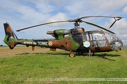 Aérospatiale SA-341F Gazelle Armée de Terre 1466