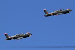 Socata TB-30 Epsilon Armée de l'Air 118 / 315YI & 95 / 315XL