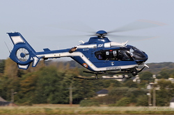 Eurocopter EC 135 T2+ Gendarmerie Nationale 757 / JDF / F-MJDF