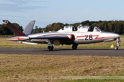 Fouga CM-175 Zephyr Marine Nationale 28 / F-AZPF