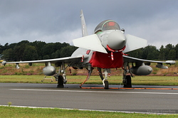 Eurofighter EF-2000 Typhoon T3 Royal Air Force ZJ810
