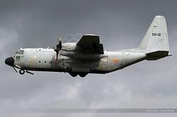 Lockheed C-130H Hercules Belgium Air Force CH-10