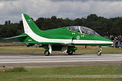 British Aerospace Hawk Mk.65A Royal Saudi Air Force 8819