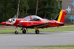 SIAI-Marchetti SF.260M Belgium Air Force ST-31