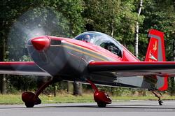 Extra 300L Royal Jordanian Falcon JY-RFD