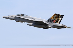 McDonnell Douglas F/A-18C Hornet Switzerland Air Force J-5011