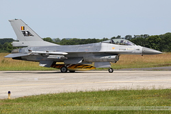 General Dynamics F-16AM Fighting Falcon Belgium Air Force FA-106