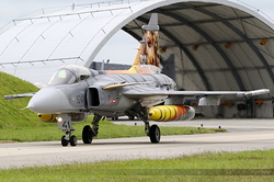 Saab JAS-39C Gripen Czech Republic Air Force 9241