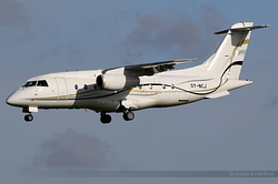 Dornier Do-328JET-310 Sun Air of Scandinavia OY-NCJ