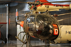 Aérospatiale SA-341F Gazelle Armée de Terre 1069 / BGD