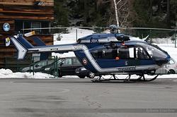 Eurocopter EC 145 Gendarmerie Nationale 9162 / JBK / F-MJBK