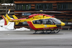 Eurocopter EC-145 B Securite Civile F-ZBPG