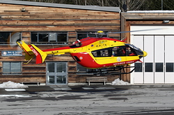 Eurocopter EC-145 B Securite Civile F-ZBPG