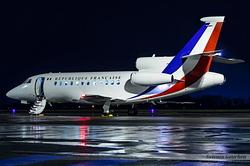 Dassault Falcon 900 République Française F-RAFQ