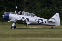 North American T-6G Texan F-AZTL