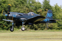 Chance Vought F4U-5NL Corsair F-AZEG