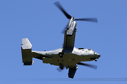 Boeing-Bell CV-22B Osprey US Air Force 11-0058