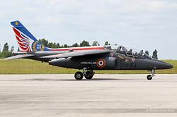 Dassault Alpha Jet E Armée de l'Air E33 / 705-FJ