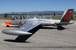 Fouga CM-170R Magister 413 / F-AZPZ