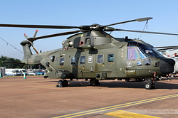 Agusta Westland EH-101 Merlin HC3A Royal Navy ZK001