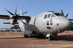 Alenia C-27J Spartan Slovak Air Force 1962