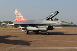 General Dynamics F-16AM Fighting Falcon Netherlands Air Force J-879