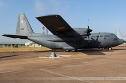 Lockheed C-130E Hercules Poland Air Force 1503