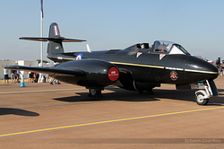 Gloster Meteor T.7 Martin Baker Aircraft G-JWMA / WA638