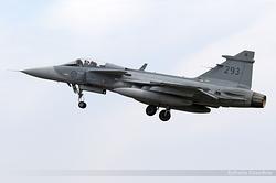 Saab JAS-39C Gripen Sweden Air Force 39293