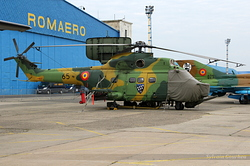 Aerospatiale IAR 330L Puma Romania Air Force 65