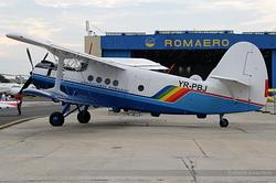 Antonov An-2 Romanian Airclub YR-PBJ
