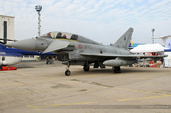 Eurofighter TF-2000A Typhoon Italy Air Force MM55092 / 36-62