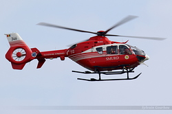 Eurocopter EC 135T2+ SMURD (Romanian Emergency Rescue Service) 346