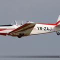 Zlin 526F Romanian Airclub YR-ZAJ