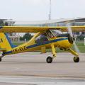 PZL-Mielec 104 Wilga 35A Romanian Airclub YR-VLE