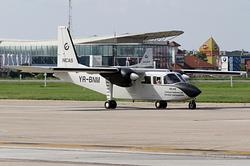 Britten-Norman BN-2A-27 Islander INCAS - Institutul National de Cercetari Aerospatiale YR-BNM