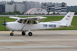Cessna 172S Skyhawk SP Romanian Aviation Academy YR-MDB