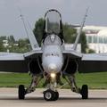 McDonnell Douglas EF-18M Hornet Spain Air Force C.15-22 / 15-09
