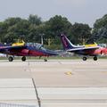 Dassault-Dornier Alpha Jet A Red Bull (The Flying Bulls) OE-FAS & OE-FRB