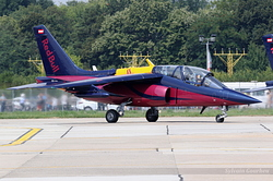 Dassault-Dornier Alpha Jet A Red Bull (The Flying Bulls) OE-FRB