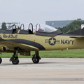 North American T-28B Trojan Red Bull (The Flying Bulls) OE-ESA