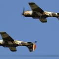 Yakovlev Yak-52TW Aerobatic Yakkers LY-WAW & LY-WAA