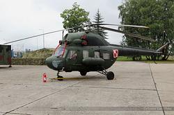 Mil Mi-2R Poland Army 5344